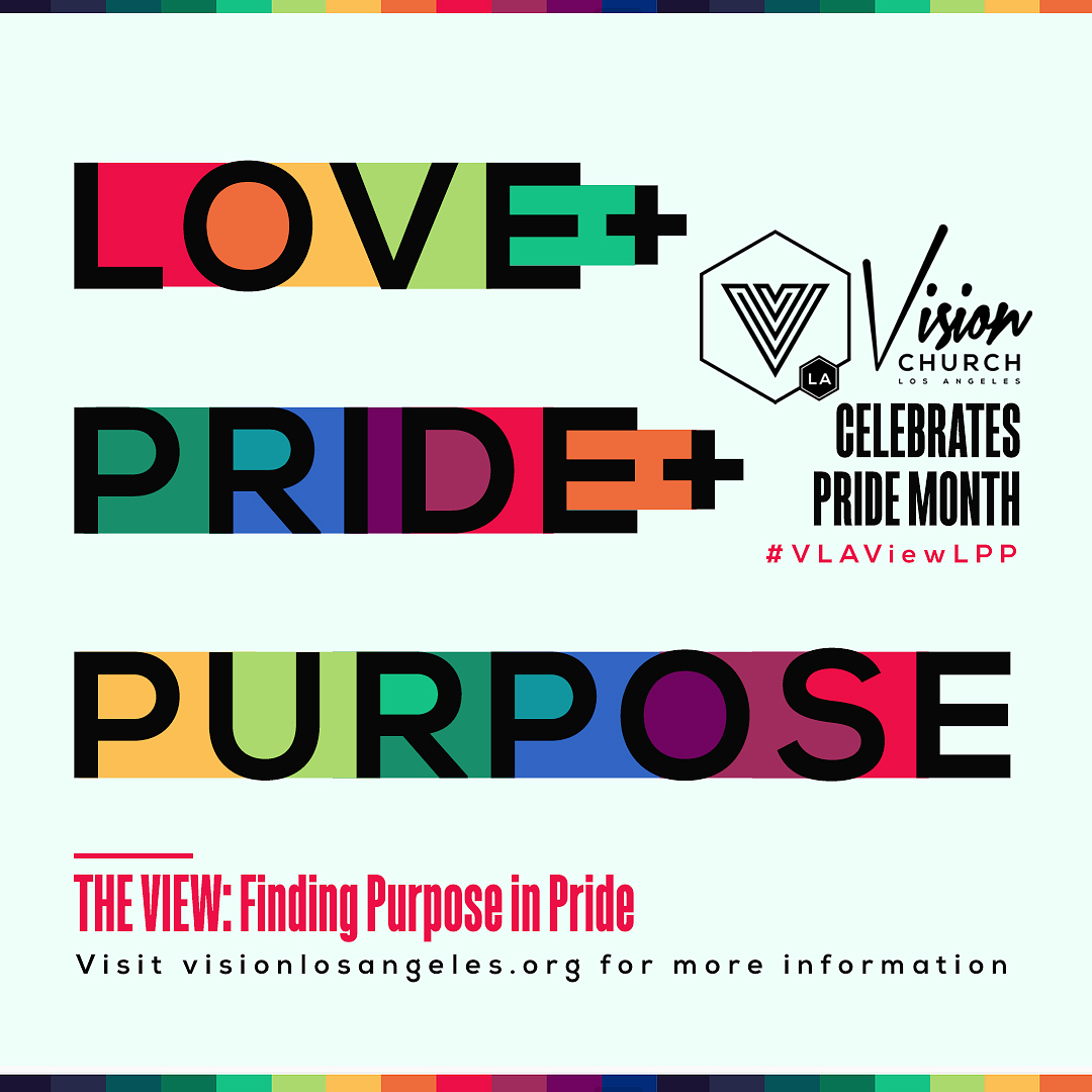 LovePridePurpose